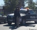 Va policía vial por jóvenes chiflados