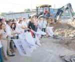 Pavimentará gobierno de Maki la calle 20 de Noviembre en fraccionamiento Reynosa