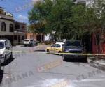 Resulta taxista herido de bala en Las Fuentes
