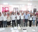 Eligen nueva delegación sindical de zona escolar