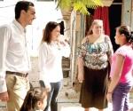 Apoya DIF Reynosa a Maribel Ramírez