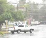 Llegan lluvias y chubascos