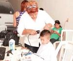 Lleva DIF servicios a la  colonia Pedro J. Méndez