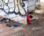 Queda sin vida en gradas de cancha de beisbol en La Laguna