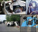 Repele ataque Policía Estatal en Camargo; 5 muertos