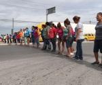 Fue un error, dice COMAPA sobre desbasto en Los Almendros