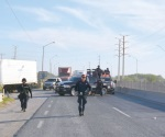 Despojan flamante camioneta a mexicotexana cerca de puente