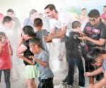 Realiza DIF Reynosa Campamento Integra