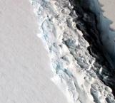 Amenaza desgaje de iceberg al Continente Americano