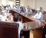 Presidentes de módulos y productores se reunirán con directivos de Conagua