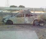 Muere al impactar auto contra poste de luz en Reynosa