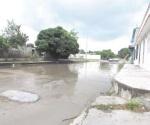 Fuertes lluvias causan apagón