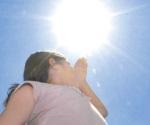 Alertan riesgos de salud por la exposición al sol