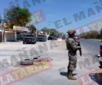 Atacan civiles a Marinos en Reynosa; hay una persona lesionada