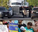 Fallece la décima persona encontrada en tráiler en Texas