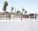 Evacuan a obreros por incendio