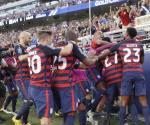 Se lleva EUA la Copa Oro de último minuto