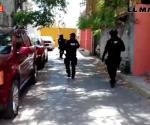 Alerta por granadazo a espaldas de Seguridad Pública en Reynosa