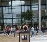 Provoca caos asalto en centro comercial de Tampico