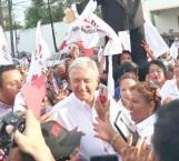 Favorece crisis a Morena: AMLO