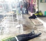 Matan a 2 policías en Ecatepec