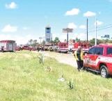 Mueren 2 personas en trágico accidente