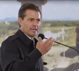 Persiste en el país profunda división: EPN