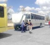 A revisión mecánica el transporte