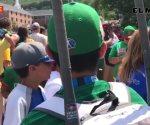 Se queda México con el tercer lugar; vence 14-8 a Carolina del Norte