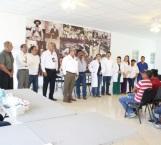 Organizan jornada médico asistencial