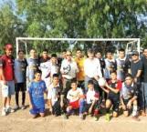 'La Pandilla' de Camargo gana 11-2 a 'Los Titanes'