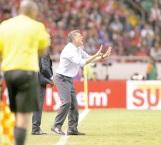 Insatisfecho Osorio con el empate