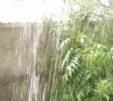 Azota aguacero en MA y la región