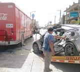 Aumenta número de víctimas de fatal accidente