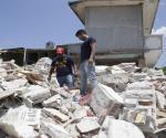 Tragedia del sismo en imágenes