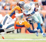 ¡Broncos humillan a Vaqueros!