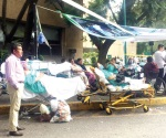Dejan 700 pacientes el Hospital General