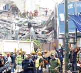Asciende a 302 cifra de muertos por sismo