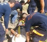 Rescatan a octagenario extraviado en N. León