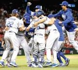 Dodgers a la final de la Liga Nacional