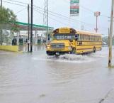 Causan las lluvias encharcamientos