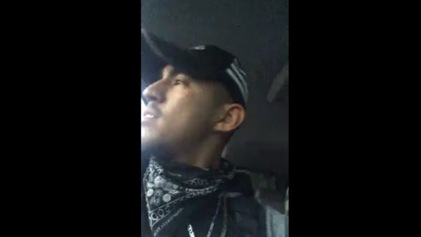 Pistoleros se graban entrando a Río Bravo difundieron en redes sociales