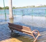 Ahora se inunda Madero