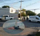 Amanece Reynosa con ejecución en Las Fuentes