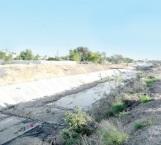 Avanzan trabajos de revestimiento del canal Rodhe