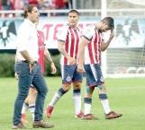 ¡Chivas, fuera de la Copa Mx!