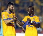 Con penal, Tigres venció 1-0 a Necaxa