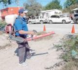 Primer lugar en dengue en Reynosa