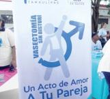 Programan campaña intensiva de vasectomía