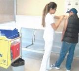 Vacunación abierta en el Seguro Social